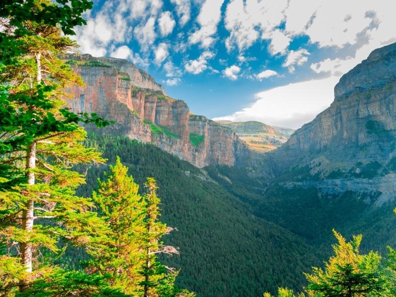 National Parks in Europe - Ordesa