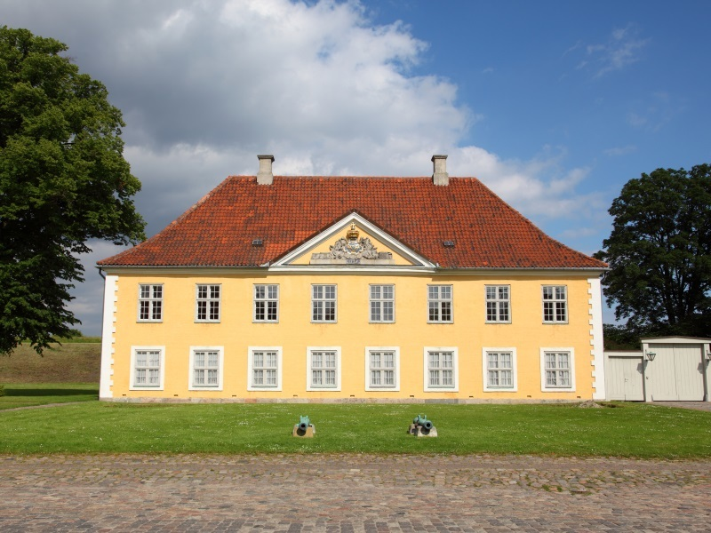 things to in Copenhagen - Kastellet