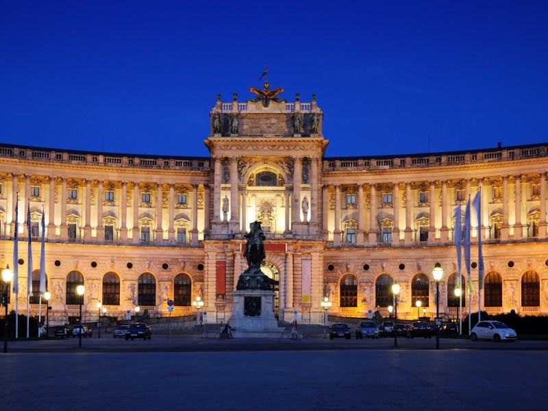 things to do in vienna - Hofburg