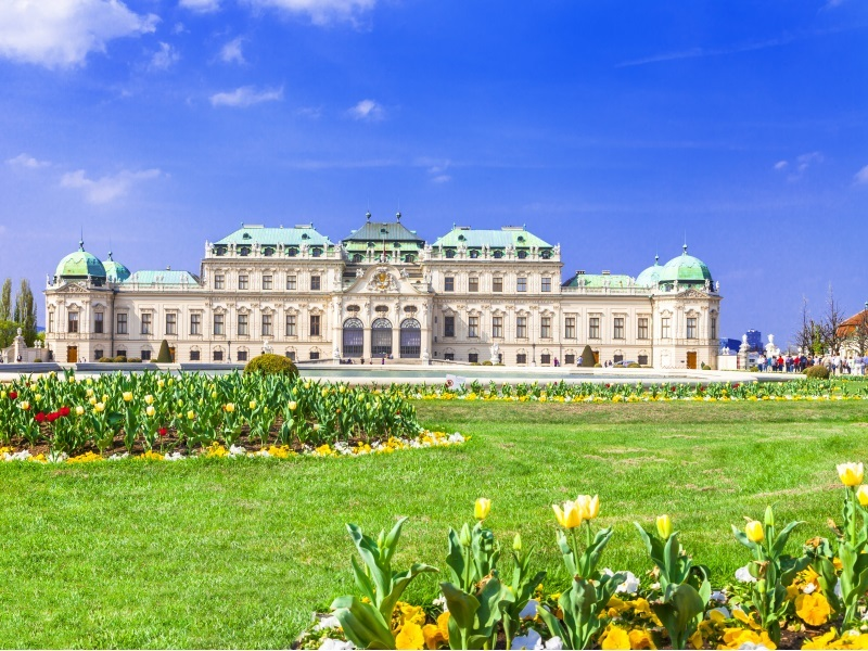 things to do in vienna - belvedere