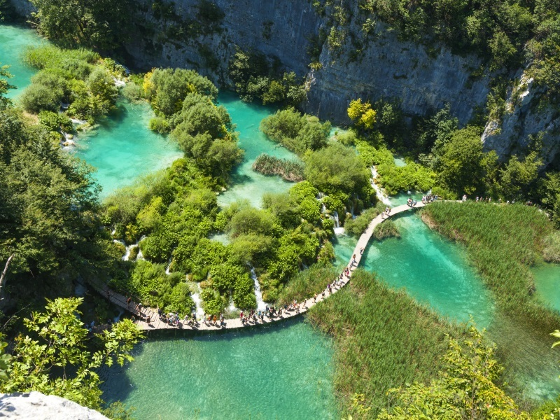 National Parks in Europe - Plitvice National Park
