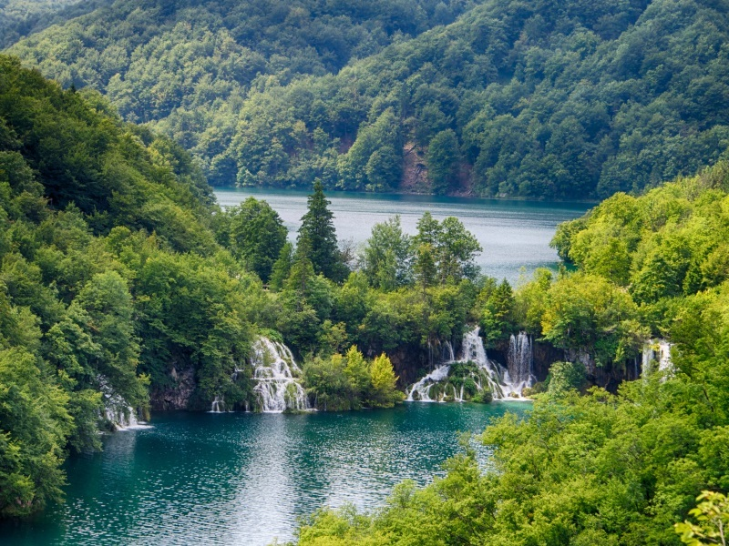 National Parks in Europe - Plitvice