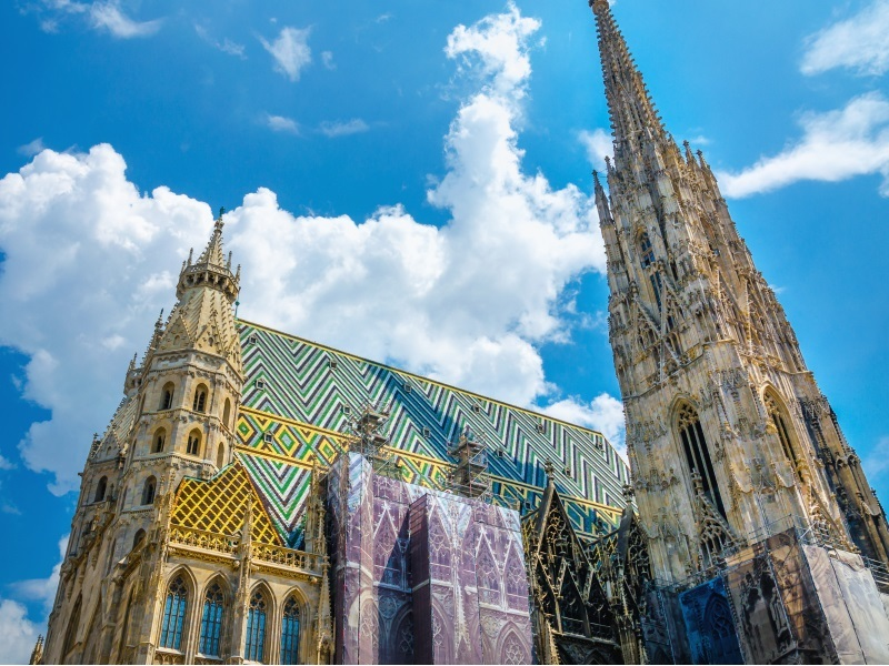 things to do in vienna - st stephens cathedral