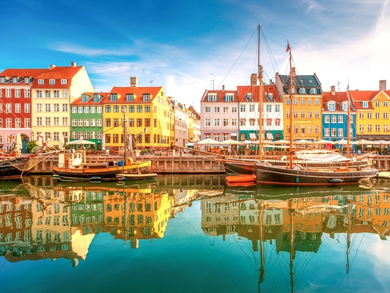 things to in Copenhagen - Nyhavn