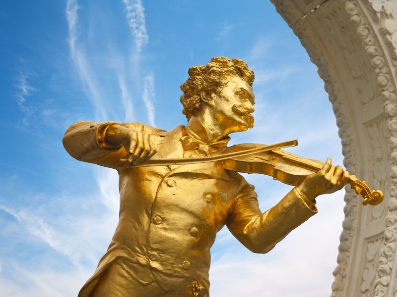 things to do in vienna - strauss