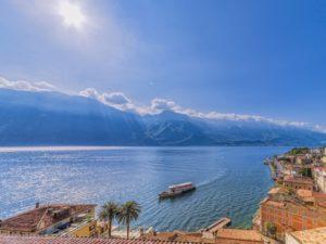 Towns in Lake Garda - Limone