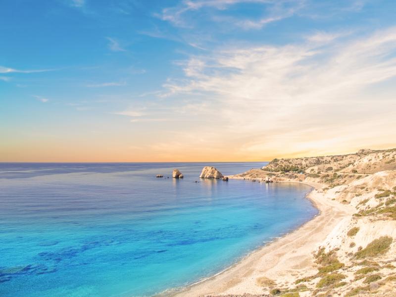 Aphrodites beach