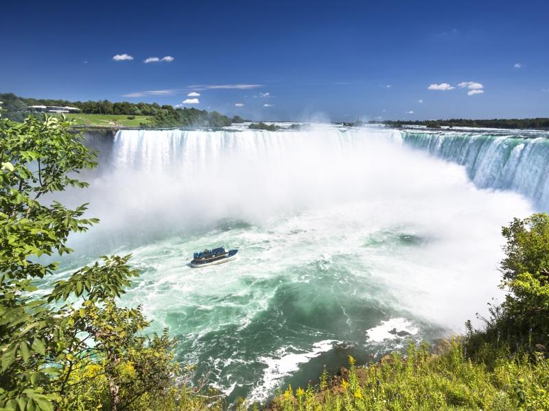 waterfalls around the world - niagara falls