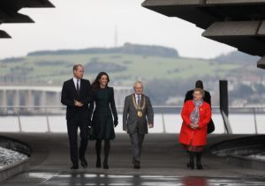 William and Kate V&A Dundee