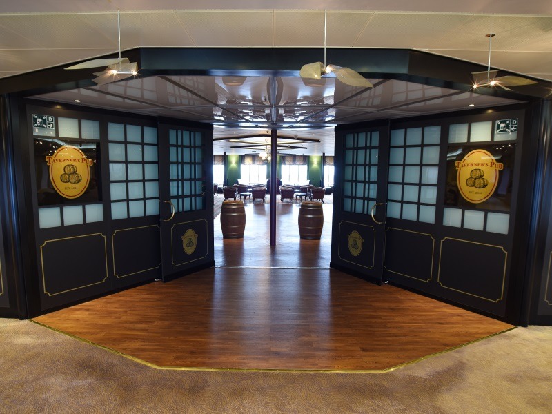 magellan cruise ship images - bar