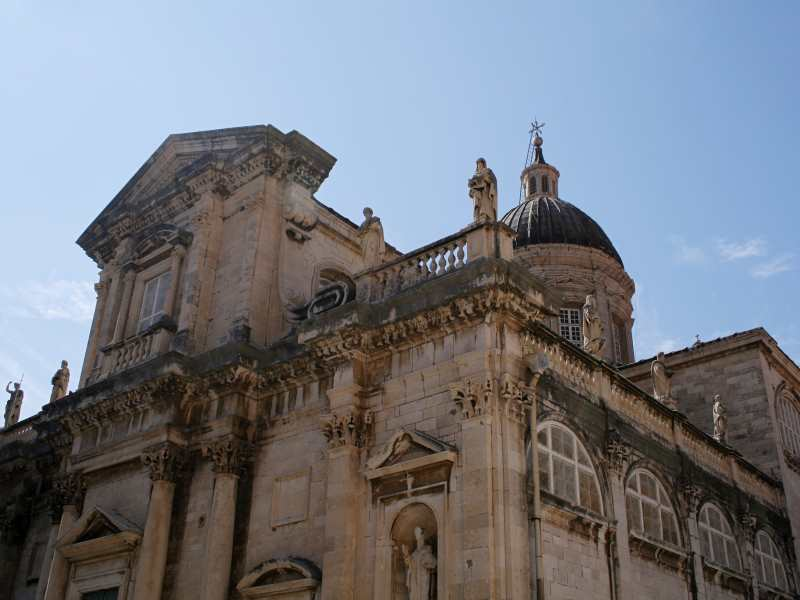 discover dubrovnik holiday - Cathedral