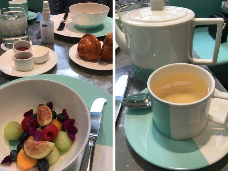 Breakfast at Tiffany's - Seasonal Fruit