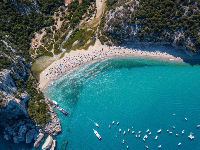 Italy Hiking Destinations - Sardinia