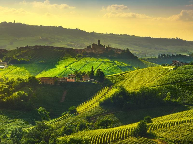 Italy Hiking Destinations - Piedmont