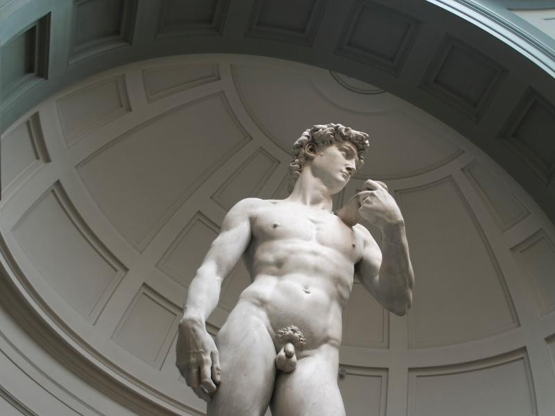 Iconic Statues - Michelangelo's David