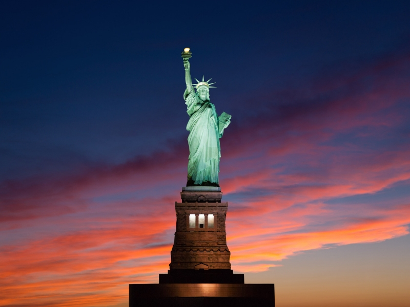 Iconic Statues from around the world