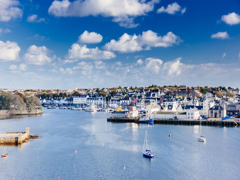 Scottish Lochs Cruise