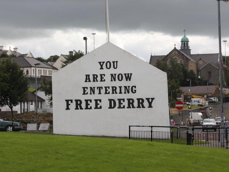 Derry - Free Derry Corner