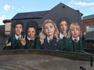 Derry - Derry Girls