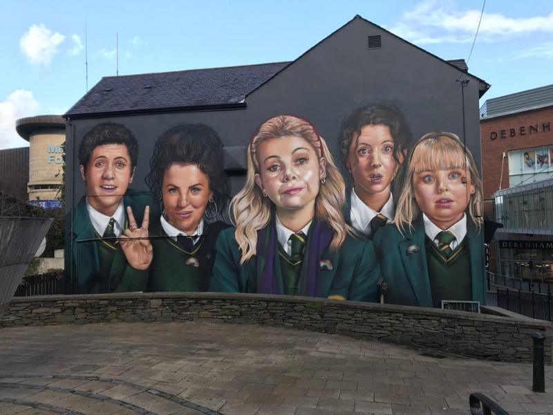 Derry - Derry Girls