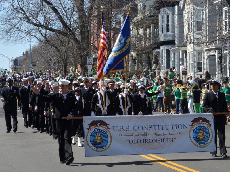 St Patrick's Day - Boston