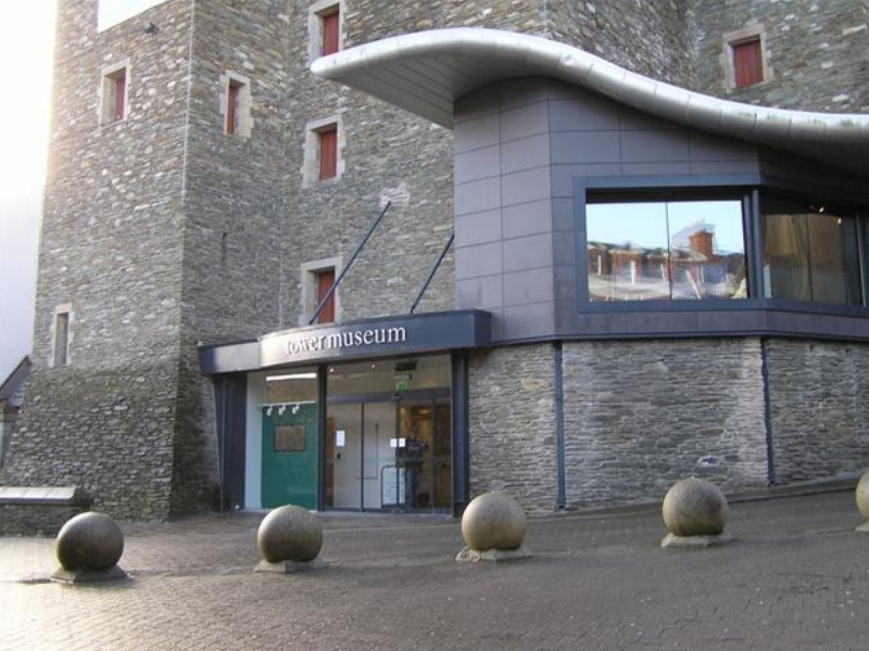 Derry - Tower Museum