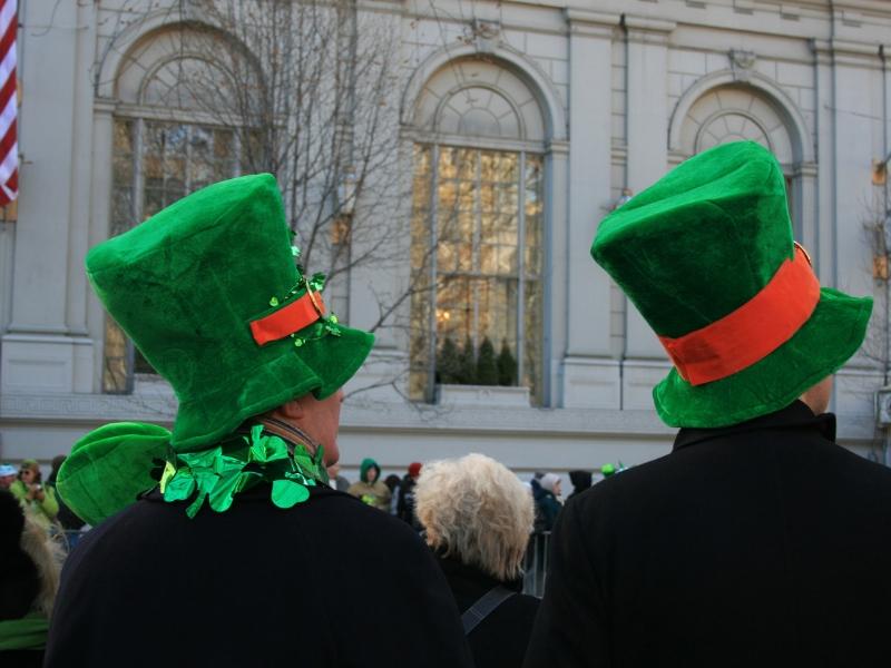 St Patrick's Day - New York