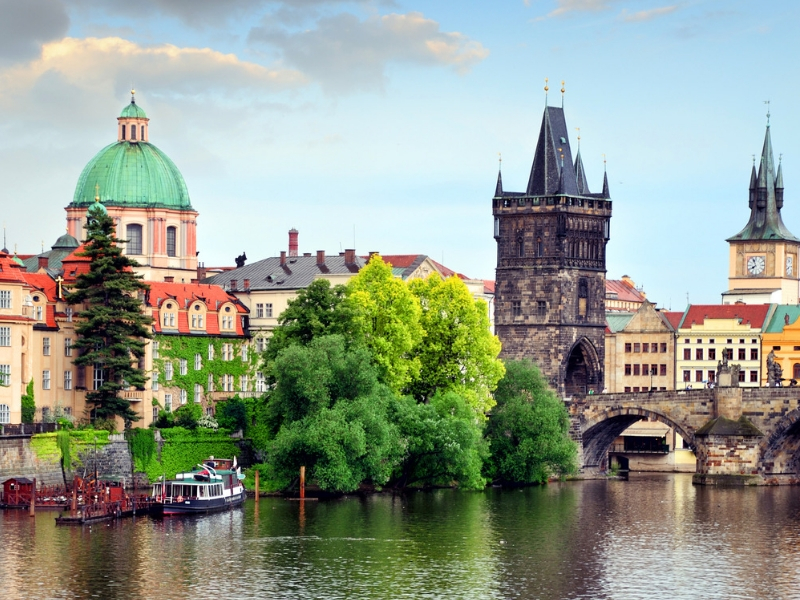 Prague and the Danube River Cruise
