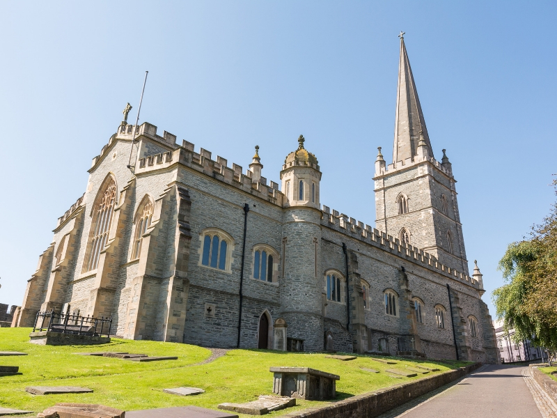 Derry - St Column's Cathedral