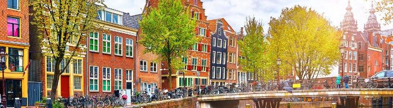 Amsterdam and Antwerp Bank Holiday Weekend 2020 Cruise