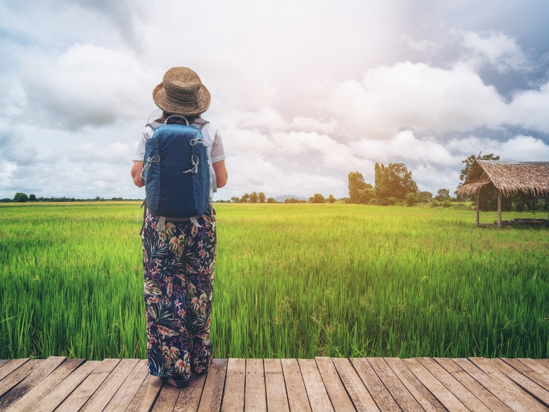 Solo Travel - Inspiring Destinations