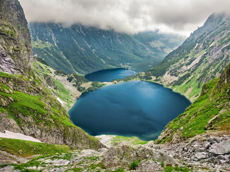 tatra mountains hiking