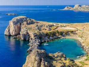 Aberdeen Greek Island flight