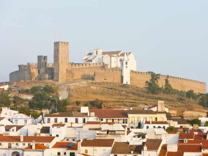 hilltop fortress