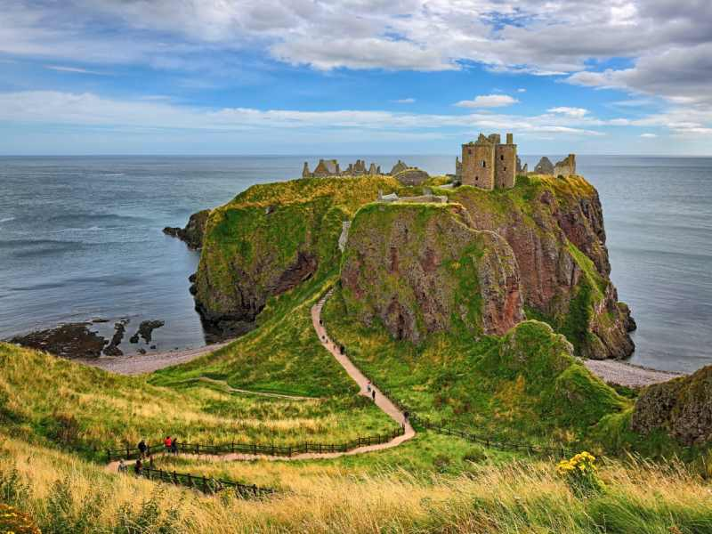 scotland natural wonders