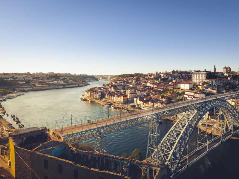 Grand Designs of Portugal – Solo Holiday