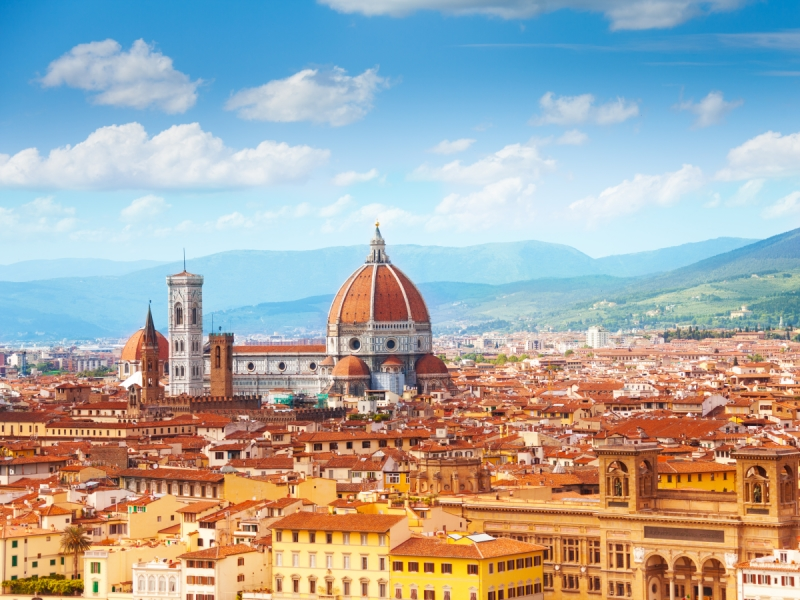 best towns tuscany