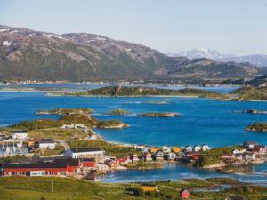 Norwegian island time