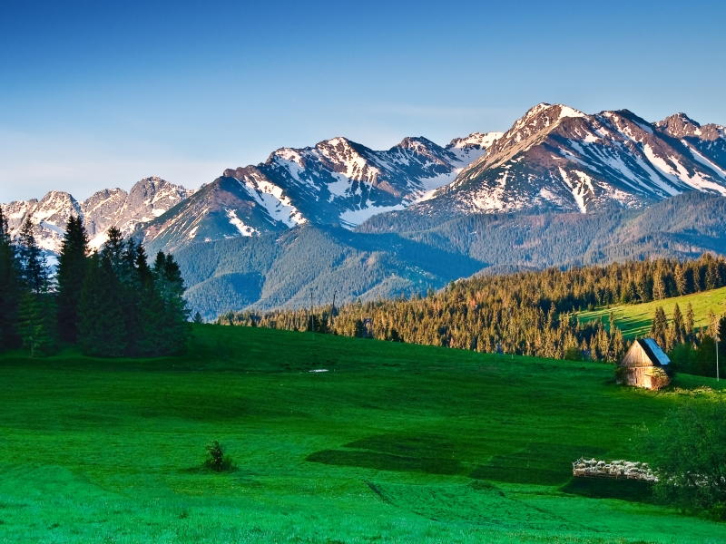 High Tatras Poland