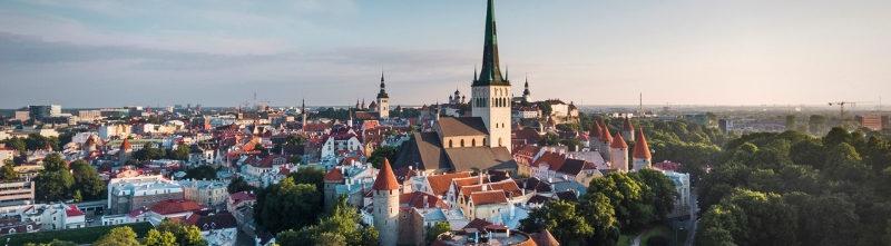 Baltic beauties - Helsinki, Tallinn and Riga