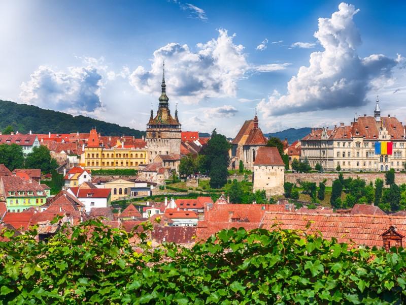 Eastern Europe - Romania