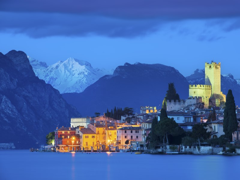 Lake Garda resorts