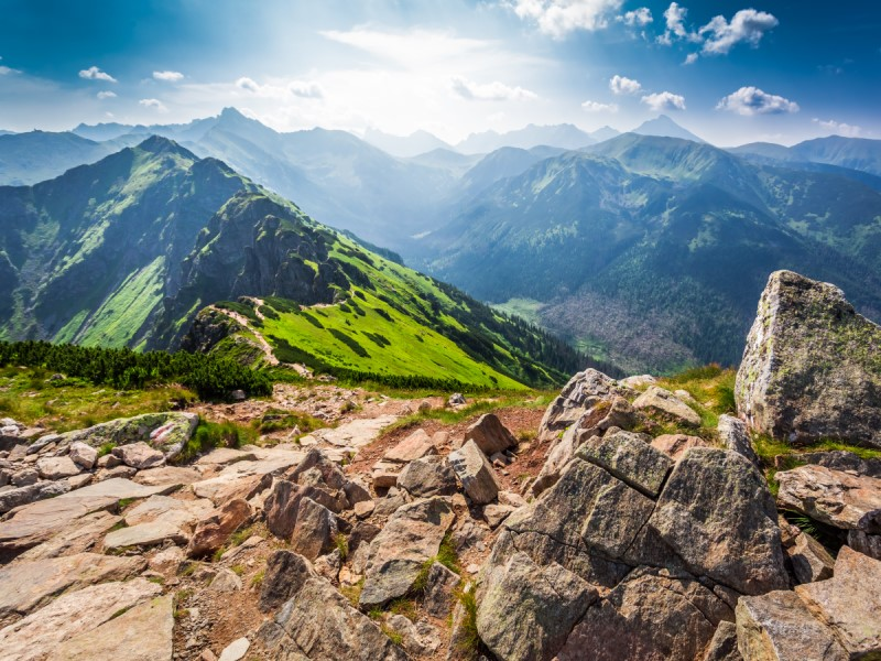 Eastern Europe Holidays - Tatra Moutains