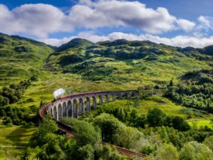Scottish Steam Trip