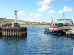 Kirkwall Cruise Port