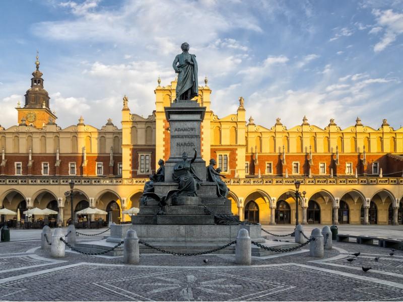 Krakow Eastern Europe Holidays