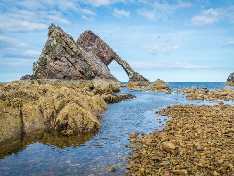 Moray Coastal Trail