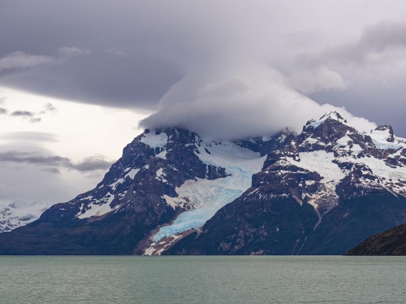 Balmecida Glacier