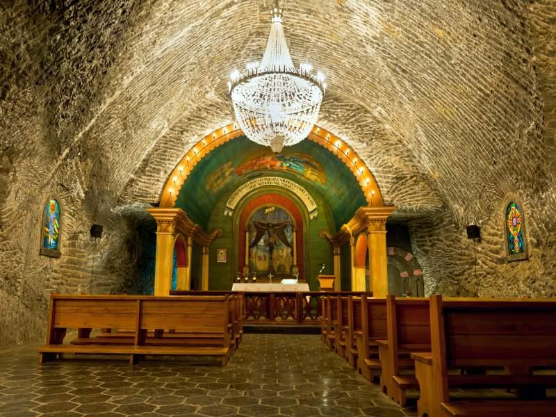 Salt Mines Krakow