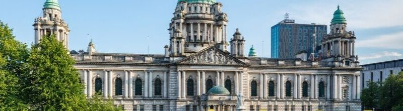 City of Belfast & Cruising in the Emerald Isle